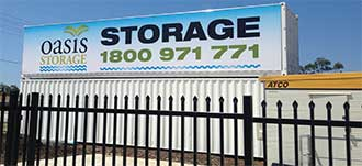 New Self Storage Premises