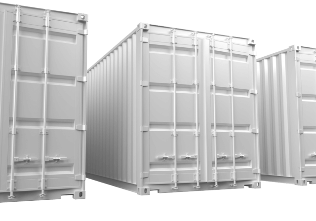 Containers alloe cheap storage on the Gold Coast