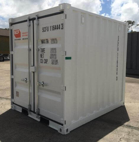 10 foot portable storage container gold coast