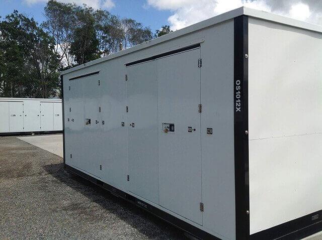 Gold Coast Self Storage Pods