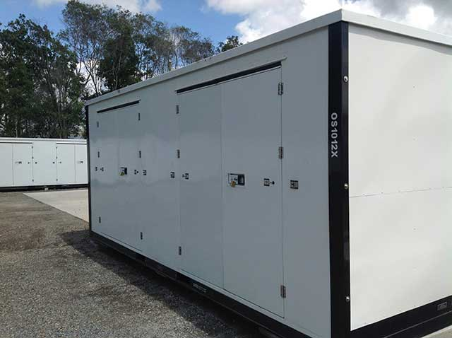 half size gold coast container hire