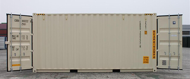 shipping container storage gold coast