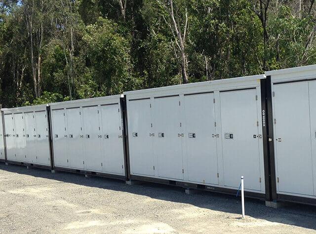 storage units gold coast