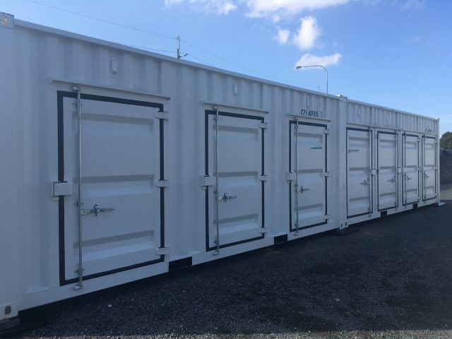 Oasis storage Ormeau self storage container