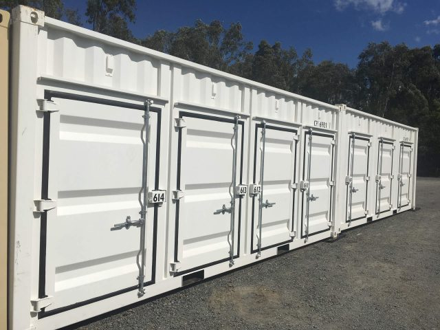cheap storage gold coast containers