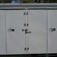 Self Storage Pods at Oasis Storage Yatala